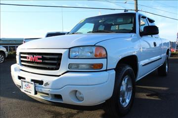 2006 GMC Sierra 1500 for sale in Auburn, WA