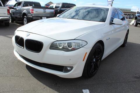 2013 BMW 5 Series for sale in Auburn, WA