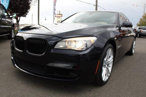 2012 BMW 7 Series for sale in Auburn, WA