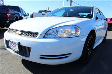 2012 Chevrolet Impala for sale in Auburn, WA