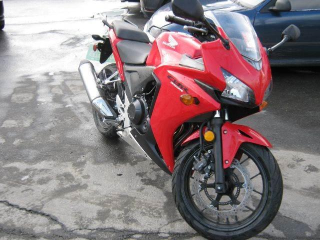 2013 Honda CBR 500R
