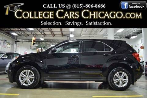 2014 Chevrolet Equinox for sale in Mokena, IL