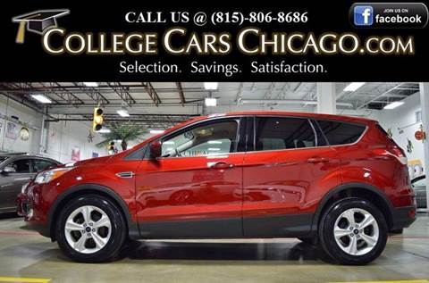 2015 Ford Escape for sale in Mokena, IL