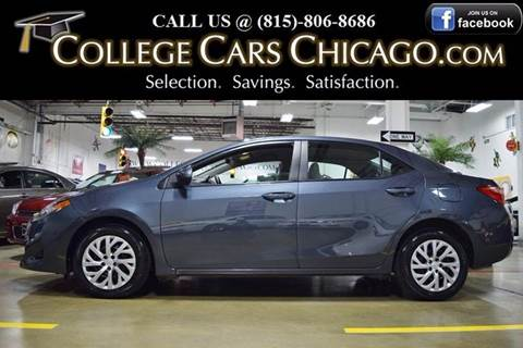 2017 Toyota Corolla for sale in Mokena, IL