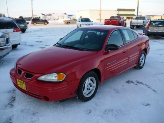 2001 Pontiac Grand Am - Marion, IA