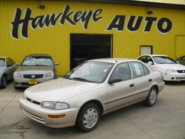 1995 Geo Prizm for sale in Marion IA