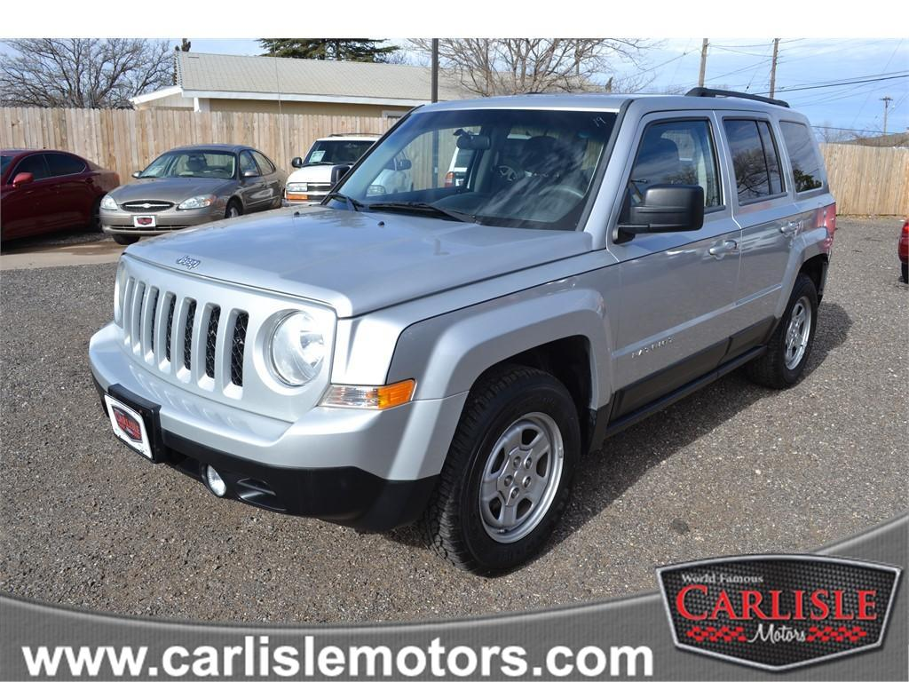 2012 jeep patriot sport 4dr suv in lubbock tx carlisle