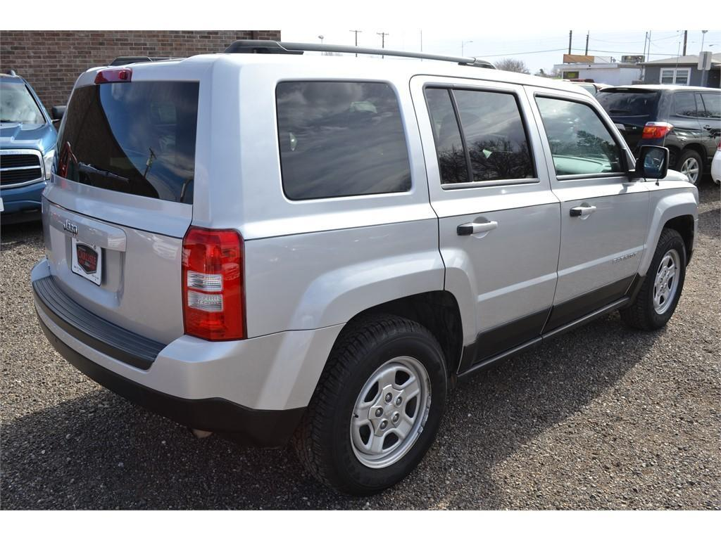 2012 jeep patriot sport 4dr suv in lubbock tx carlisle. Black Bedroom Furniture Sets. Home Design Ideas