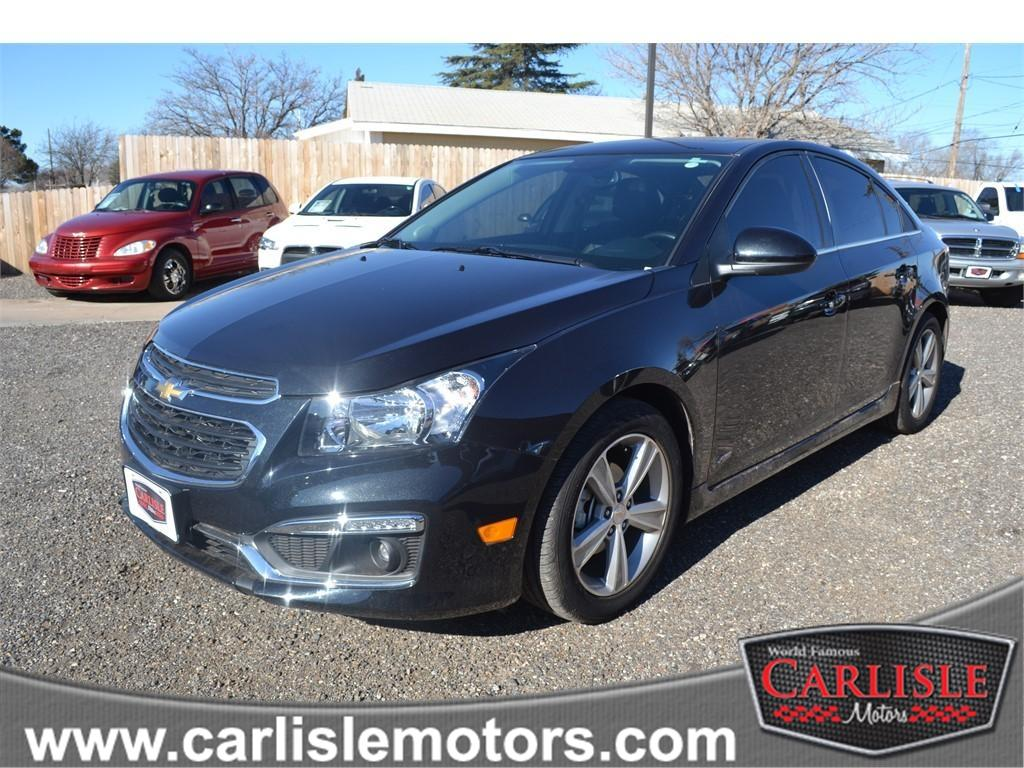 2016 chevrolet cruze limited 2lt auto 4dr sedan w 1sh in lubbock tx carlisle motors. Black Bedroom Furniture Sets. Home Design Ideas