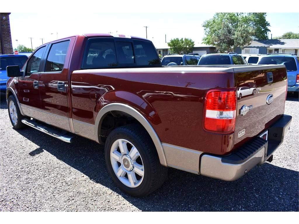 2006 ford f 150 supercrew 139 king ranch in lubbock tx carlisle motors. Black Bedroom Furniture Sets. Home Design Ideas