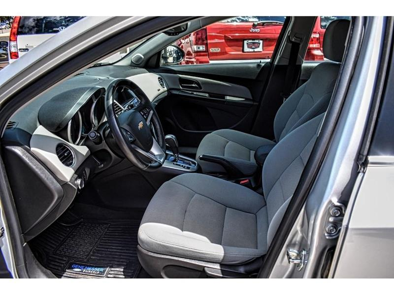 2014 chevrolet cruze 1lt auto 4dr sedan w/1sd in lubbock tx