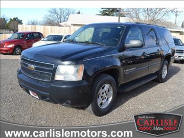 Chevrolet Suburban For Sale Lubbock Tx