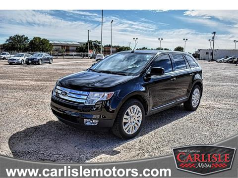 2008 Ford Edge for sale in Lubbock, TX