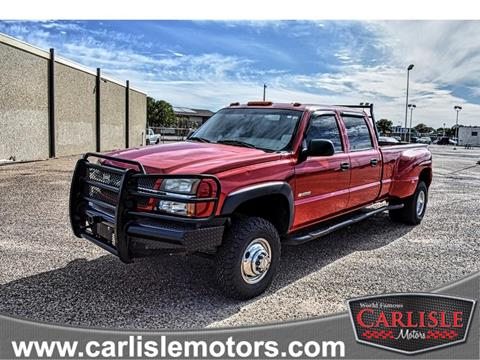 2004 Chevrolet Silverado 3500 for sale in Lubbock, TX