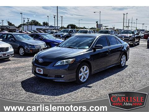 Toyota camry for sale in lubbock tx for Hayes motors lubbock tx