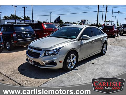 Chevrolet cruze for sale in lubbock tx for Hayes motors lubbock tx