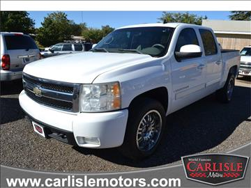 Chevrolet Silverado 1500 For Sale Lubbock Tx