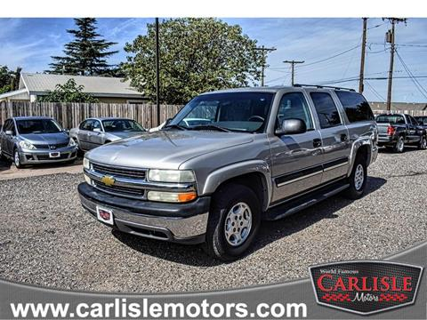 2004 Chevrolet Suburban for sale in Lubbock, TX
