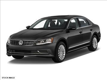 2017 Volkswagen Passat for sale in Cincinnati, OH