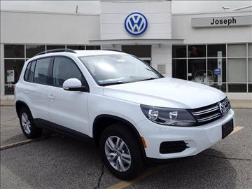 2017 Volkswagen Tiguan for sale in Cincinnati, OH