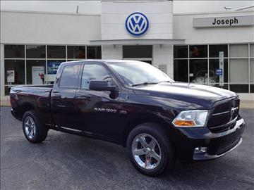 2012 RAM Ram Pickup 1500 for sale in Cincinnati, OH