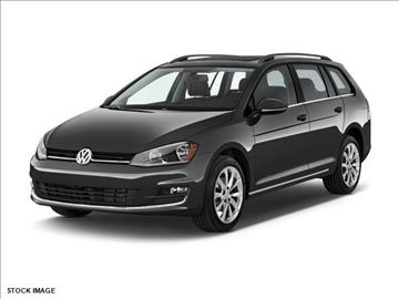 2017 Volkswagen Golf SportWagen for sale in Cincinnati, OH
