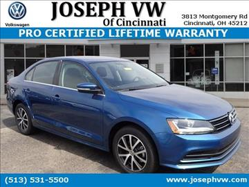 2017 Volkswagen Jetta for sale in Cincinnati, OH