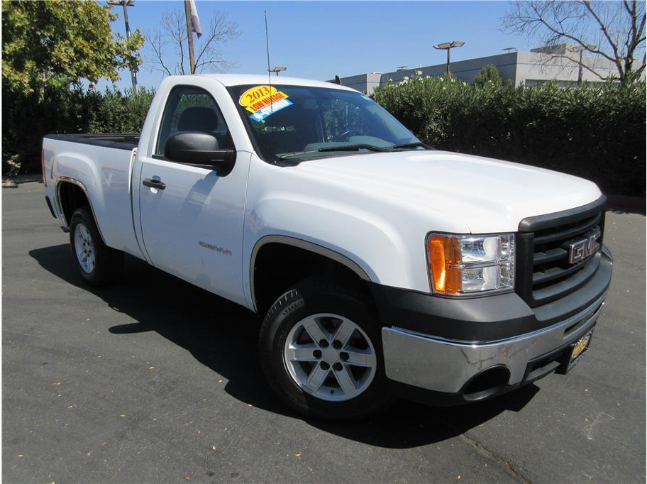2013 gmc sierra 1500 work truck pickup 2d 6 1 2 ft in fresno ca fresno auto liquidation. Black Bedroom Furniture Sets. Home Design Ideas