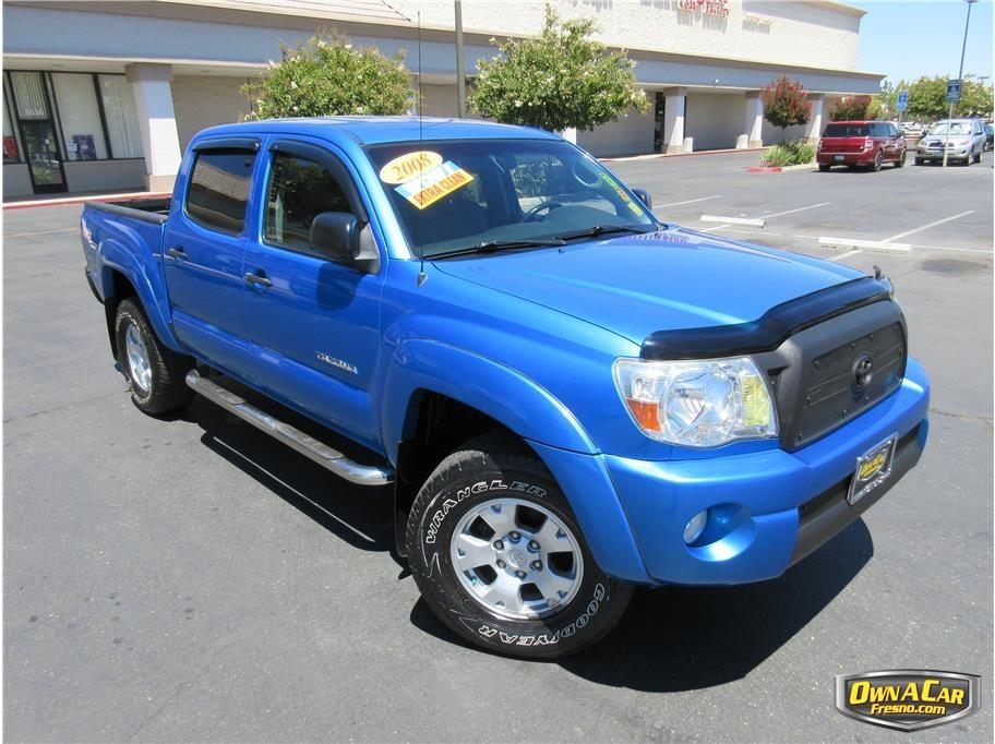 2008 toyota tacoma 4x2 prerunner v6 4dr double cab 5 0 ft sb 5a in fresno ca fresno auto. Black Bedroom Furniture Sets. Home Design Ideas
