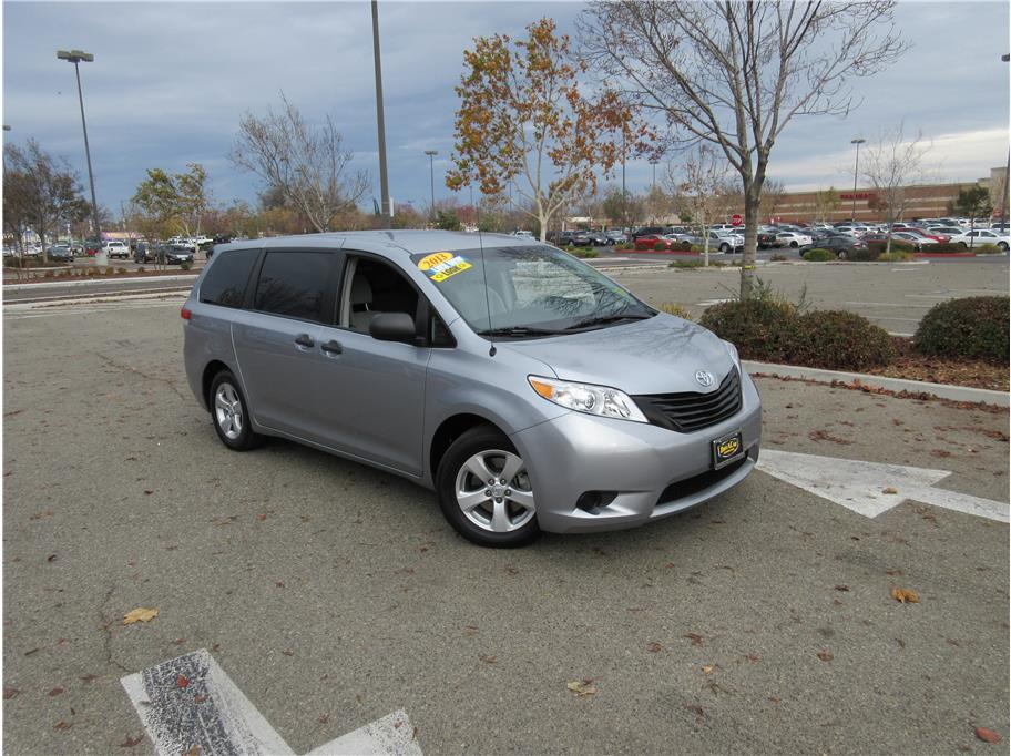 2013 toyota sienna for sale in fresno ca cargurus. Black Bedroom Furniture Sets. Home Design Ideas
