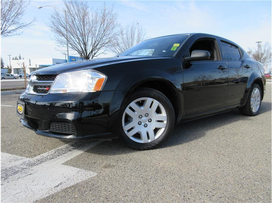 Used 2014 Dodge Avenger Review Ratings Edmunds Autos Post