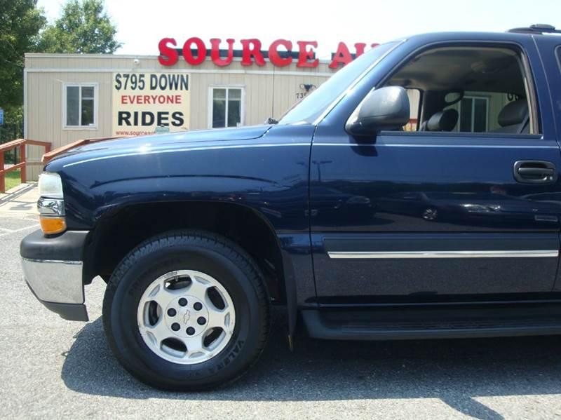 2004 Chevrolet Suburban 4dr 1500 4WD SUV - Lanham MD