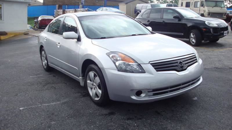 2008 Nissan Altima 2.5 S 4dr Sedan CVT - Lanham MD