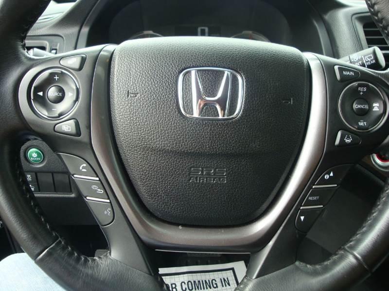2016 Honda Pilot AWD EX-L 4dr SUV w/Honda Sensing - Lanham MD