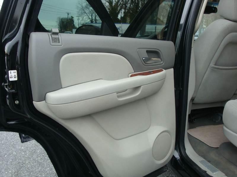 2007 Chevrolet Tahoe LT 4dr SUV 4WD - Lanham MD
