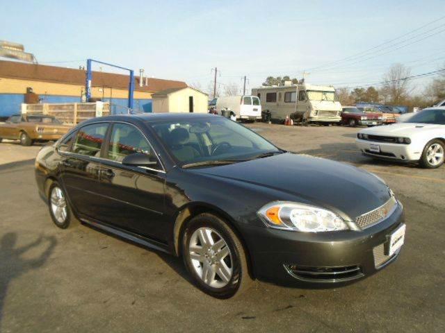 2014 Chevrolet Impala Limited LT Fleet 4dr Sedan - Lanham MD