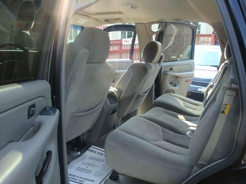 2005 Chevrolet Tahoe LS 4WD 4dr SUV - Lanham MD
