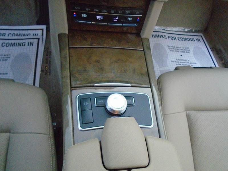 2011 Mercedes-Benz E-Class AWD E 350 Sport 4MATIC 4dr Sedan - Lanham MD