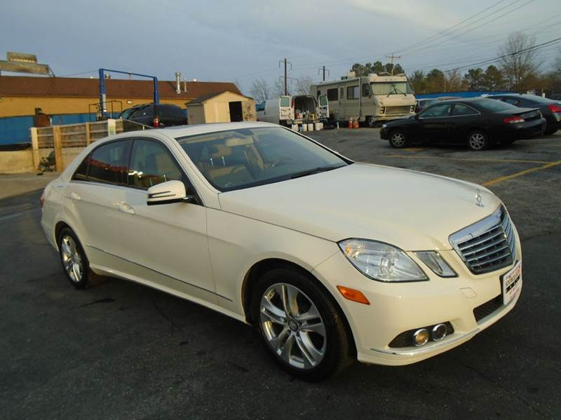 2011 Mercedes-Benz E-Class E 350 Sport 4MATIC AWD 4dr Sedan - Lanham MD