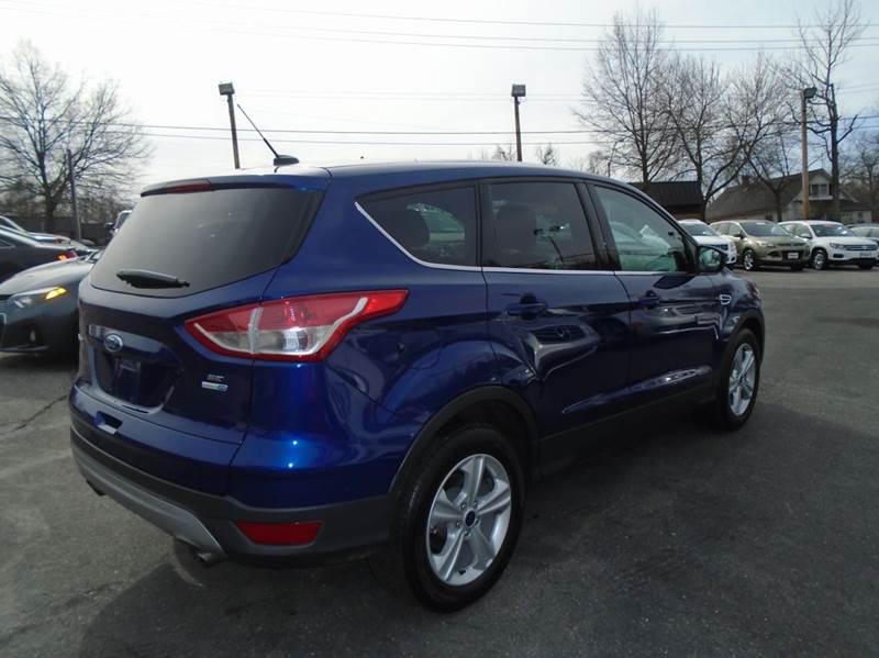 2016 Ford Escape AWD SE 4dr SUV - Lanham MD