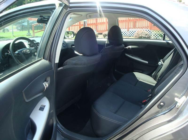 2013 Toyota Corolla S 4dr Sedan 4A - Lanham MD