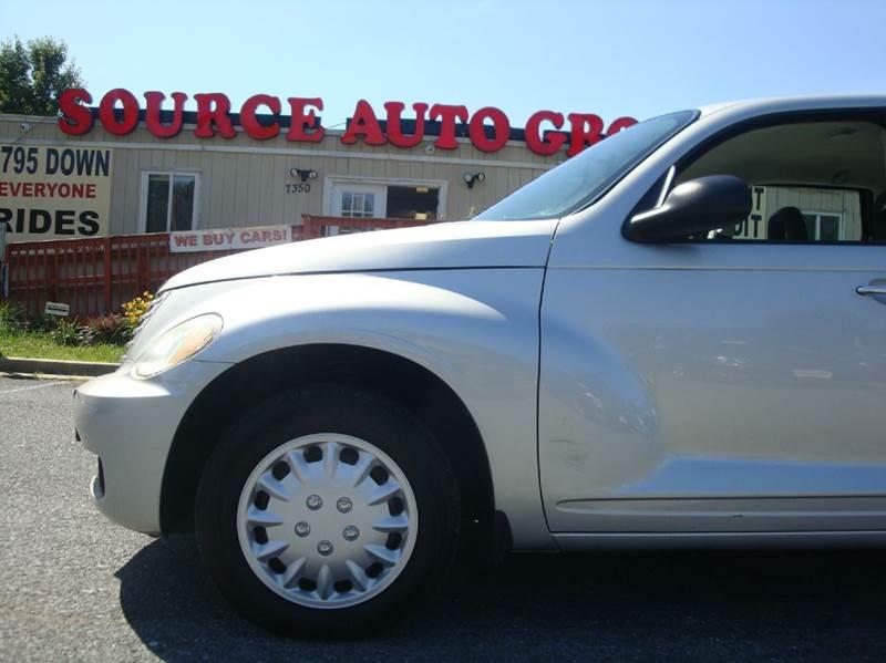 2008 Chrysler PT Cruiser 4dr Wagon - Lanham MD