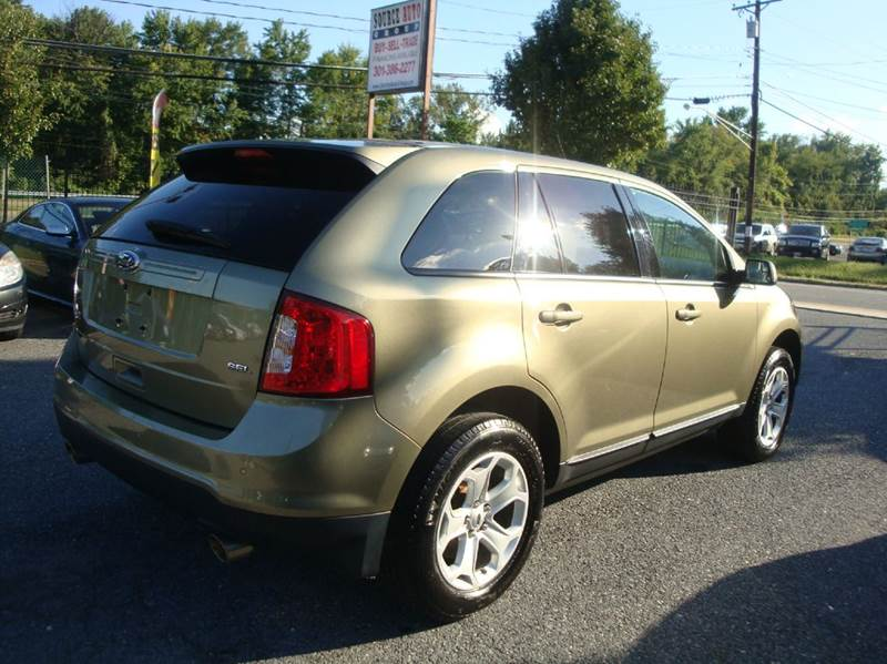 2013 Ford Edge SEL 4dr SUV - Lanham MD