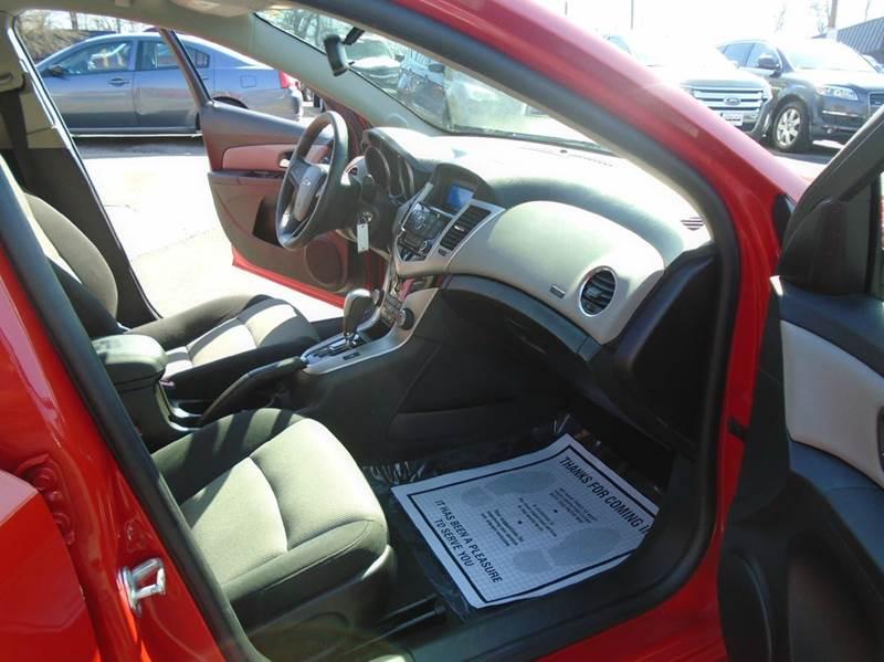 2015 Chevrolet Cruze LS Auto 4dr Sedan w/1SB - Lanham MD