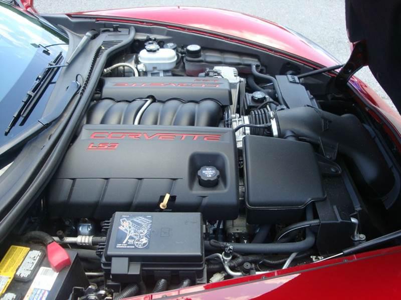 2009 Chevrolet Corvette 2dr Convertible w/3LT - Lanham MD