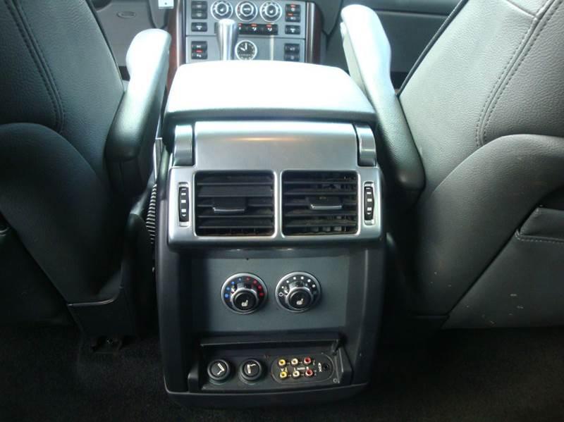 2007 Land Rover Range Rover HSE 4dr SUV 4WD - Lanham MD