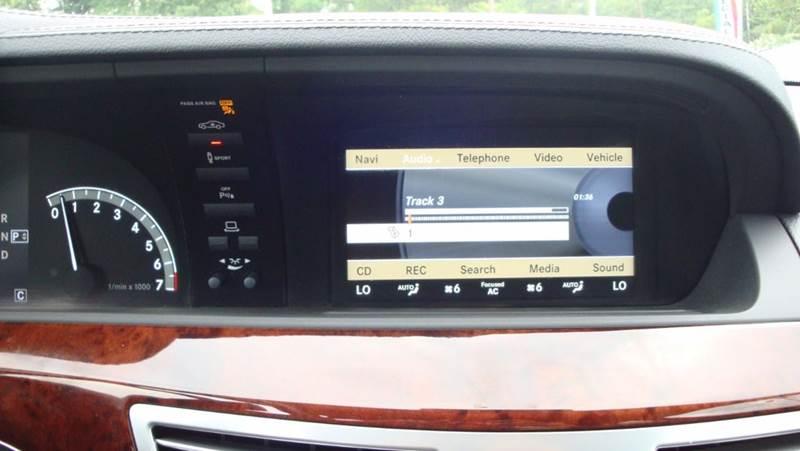 2010 Mercedes-Benz S-Class AWD S 550 4MATIC 4dr Sedan - Lanham MD