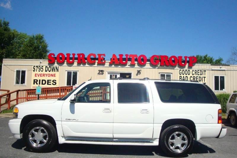 2003 GMC Yukon XL AWD Denali 4dr SUV - Lanham MD