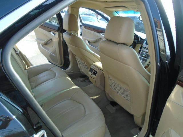 2012 Cadillac CTS AWD 3.0L Luxury 4dr Sedan - Lanham MD