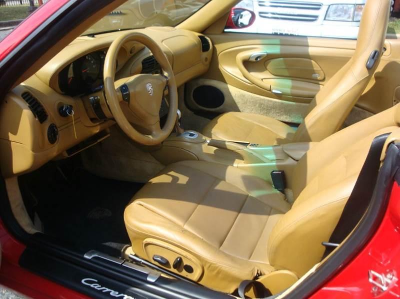 2000 Porsche 911 Carrera 2dr Convertible - Lanham MD